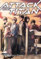Attack on Titan Band 17 (DE)