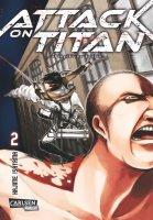 Attack on Titan Band 02 (DE)
