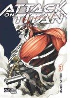 Attack on Titan Band 03 (DE)