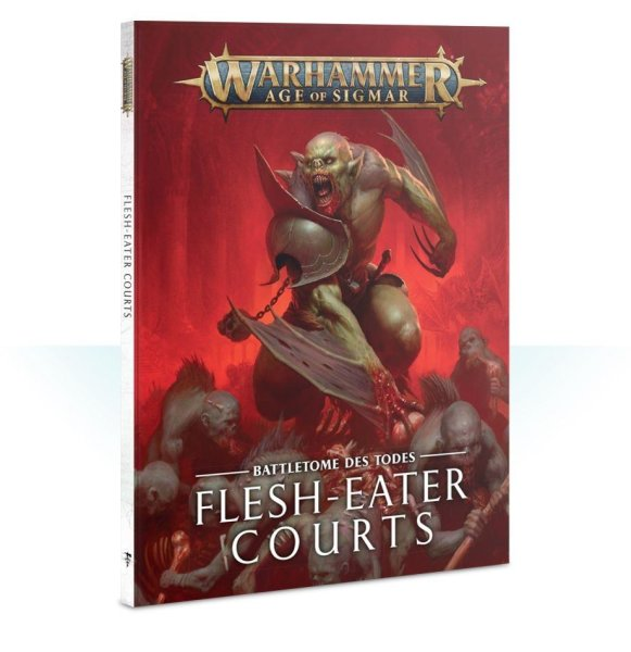 Battletome: Flesh-eater Courts - 2019 (DE)