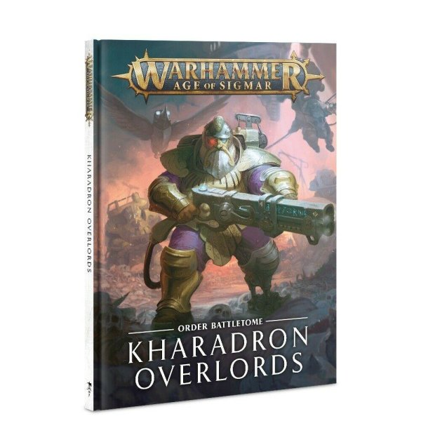 Battletome: Kharadron Overlords 2020 (DE), Warhammer AoS Age of Sigmar