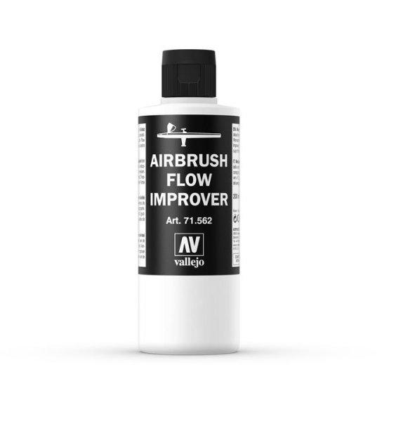 Vallejo 71.562 Airbrush Flow Improver, Fließverbesserer 200ml