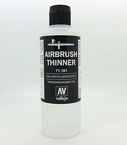 Vallejo 71.161 Airbrush Thinner Verdünner 200ml -neue Formel-