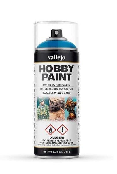 Vallejo Hobby Paint Spray Primer Magic Azul Blue 400ml
