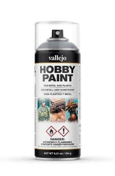 Vallejo Hobby Paint Spray Primer Silver 400ml (30€/1L)