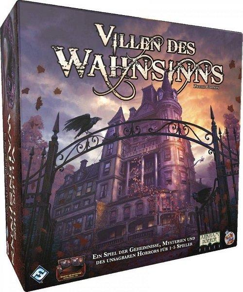 Villen des Wahnsinns 2. Edition Grundspiel (DE) Neuauflage Revised
