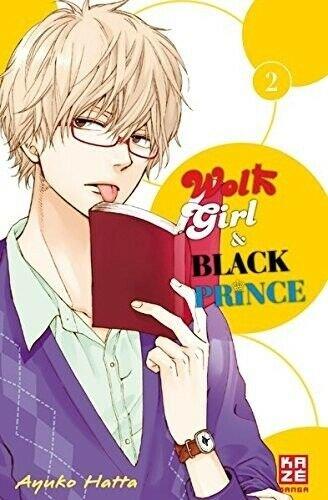 Wolf Girl & Black Prince 2 - Aynko Hatta