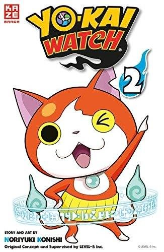 Yo-Kai Watch 2 +1xExklusive Yo-Kai Medaillie