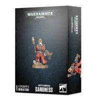 Adepta Sororita - Canoness, Warhammer 40k WH40k