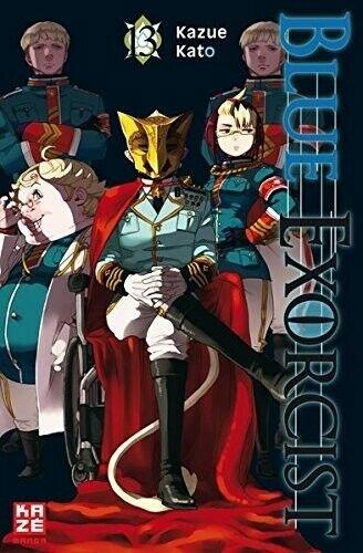 Blue Exorcist Band 13 (DE) KAZE Manga