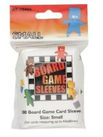 Board Game Sleeves 44x68 Small (100) Mini European...