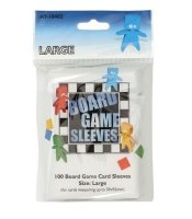 Board Game Sleeves 59x92mm Large (100) Standard European...