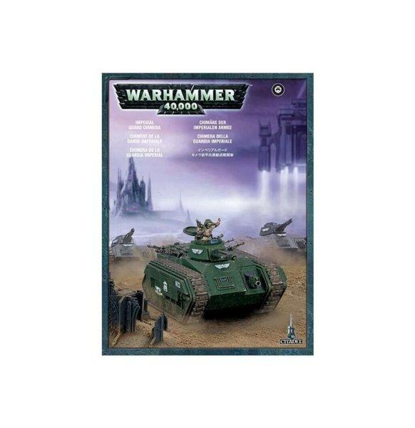 Astra Militarum - Chimera / Chimäre der imperialen Armee