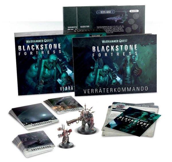 Blackstone Fortress: Verräterkommando Erweiterung
