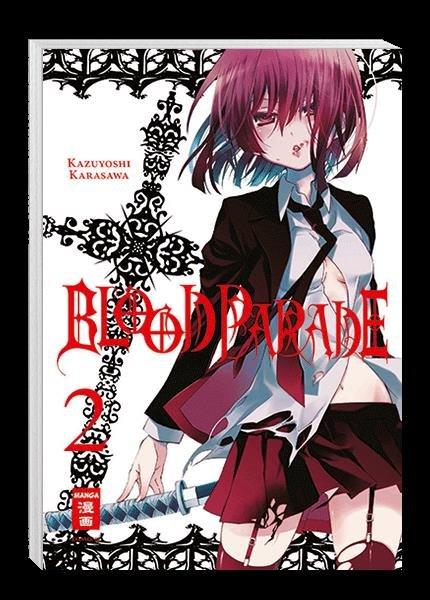 Blood Parade 2 - Kazuyoshi Karasawa