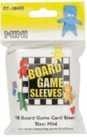 Board Game Sleeves 41x63 Mini (100) US Mini American...