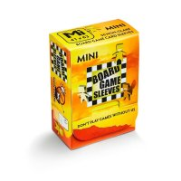 Board Game Sleeves 41x63 mm Mini Non-Glare (50 Stk.) Mini...