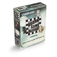 Board Game Sleeves 63x88 mm Standard Non-Glare (50 Stk)...
