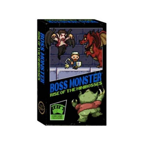 Boss Monster: Rise of the Minibosses  (EN)