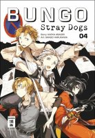 Bungo Stray Dogs 04 - Sango Harukawa