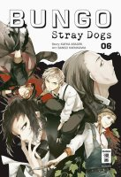 Bungo Stray Dogs 06 - Sango Harukawa