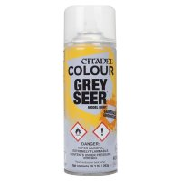Citadel Color - Grey Seer Sprühgrundierung Spray...