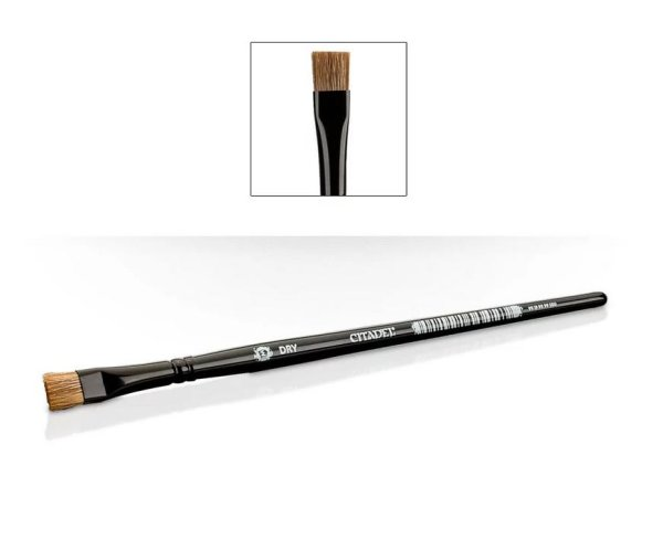 Citadel Pinsel Brush - Dry M (Medium)