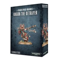 Chaos Space Marines - World Eaters Kharn the Betray