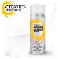 Citadel - Munitorum Model Varnish Spray 400ml (Purity Seal)