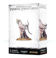 Daemons of Slaanesh - Infernal Enrapturess