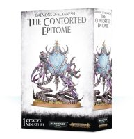 Daemons of Slaanesh - The Contorted Epitome