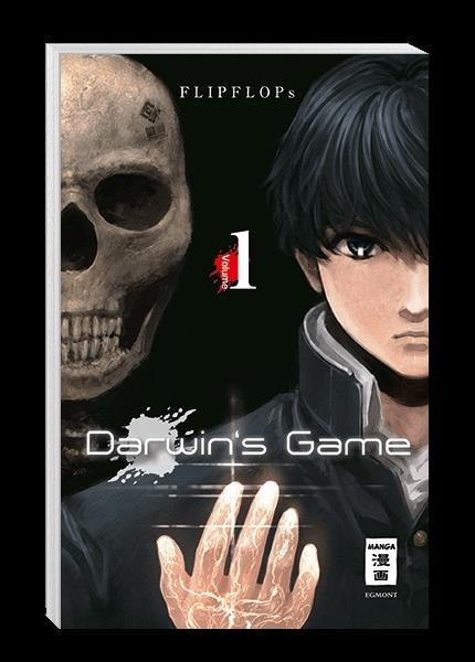 Darwins Game 01 - Flippflops