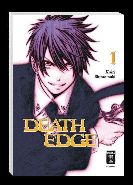 Death Edge Band 01 - Egmont Manga