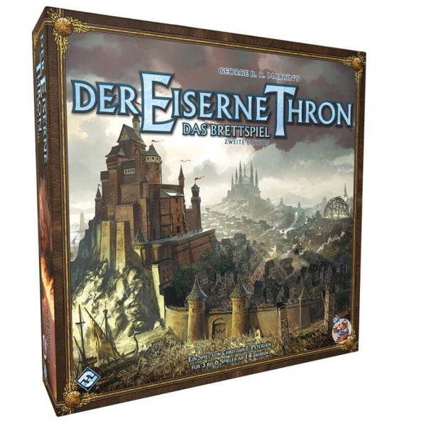Der Eiserne Thron: Das Brettspiel 2.Edition - Neuauflage (DE)