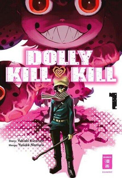 Dolly Kill Kill 01 - Yusuke Nomura/Yukiaki Kurando