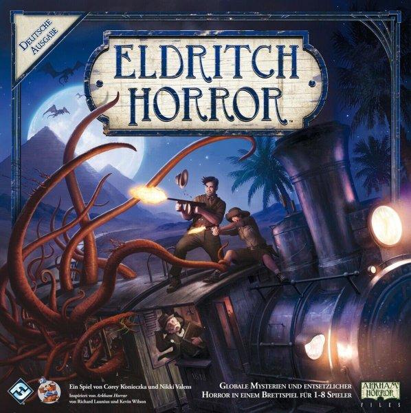 Eldritch Horror - Grundspiel (DE)