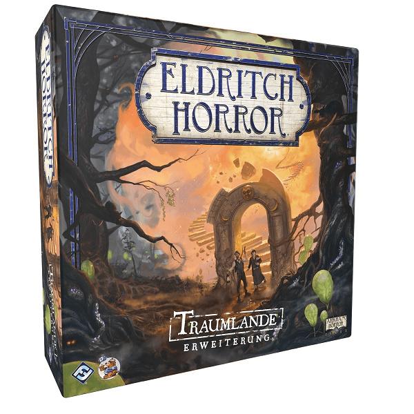 Eldritch Horror Traumlande Erweiterung (DE)