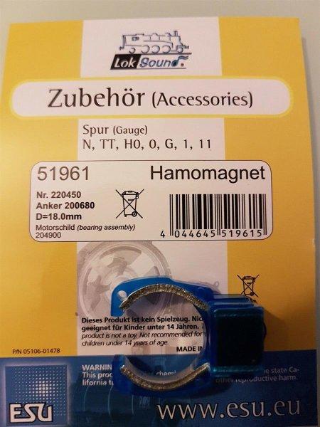 ESU 51961 Permanentmagnet kleine Scheibenkollektormotoren z.B. m. ESU 54610