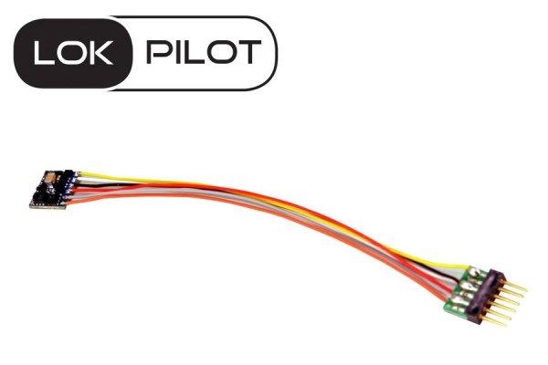 ESU 59816 LokPilot 5 micro 6-pol NEM651 DCC/MM/SX RailCom