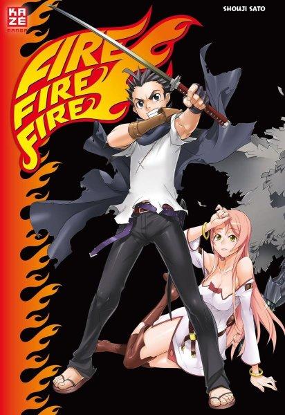Fire Fire Fire - Shouji Sato