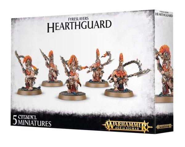 Fyreslayers - Auric Hearthguard/ Berzerkers