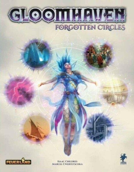 Gloomhaven 2nd - Forgotten Circles, Erweiterung (DE)