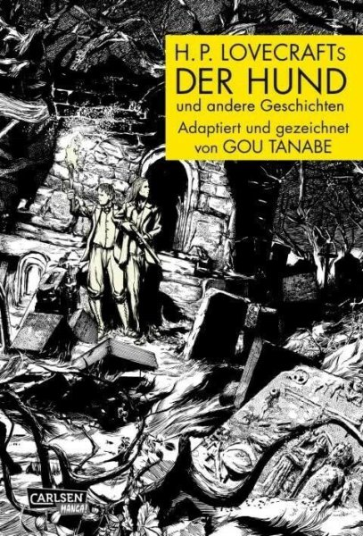 H.P. Lovecrafts Der Hund und andere Geschichten (Softcover) (DE)