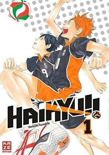 Haikyu!! Band 01 (DE)