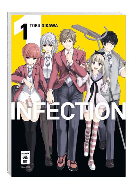 "Infection 1 + ""Leuchtwürmchen""-Goodi - Toru Oikawa"