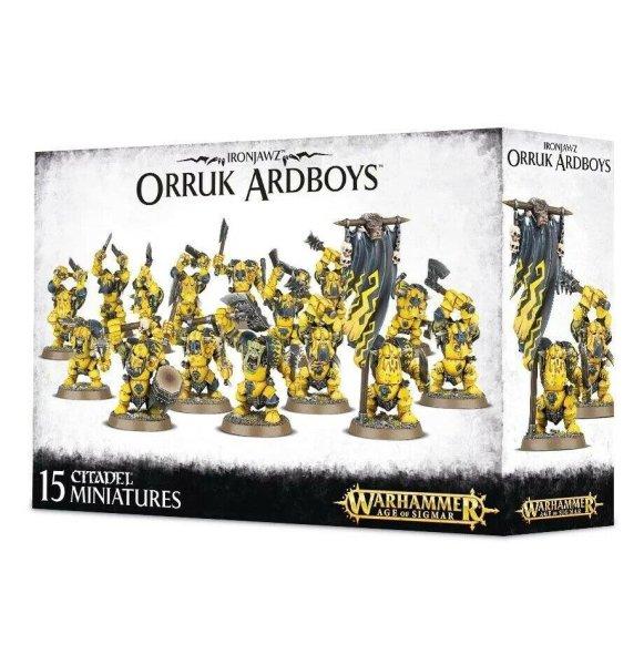 Ironjawz - Orruk Ardboys
