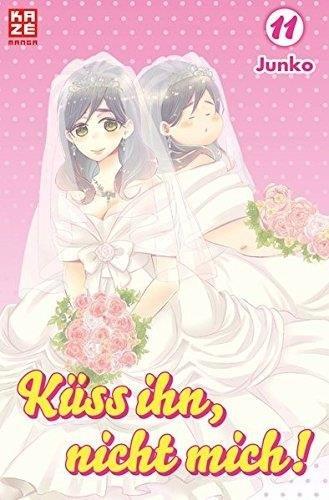 Küss ihn, nicht mich! 11 - Junko