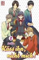 Küss ihn, nicht mich! 2 - Junko