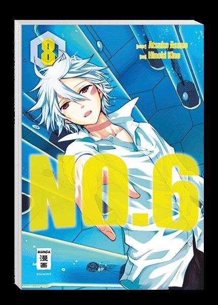 No 6 Band 8 - Atsuko Asano Hinoki Kino