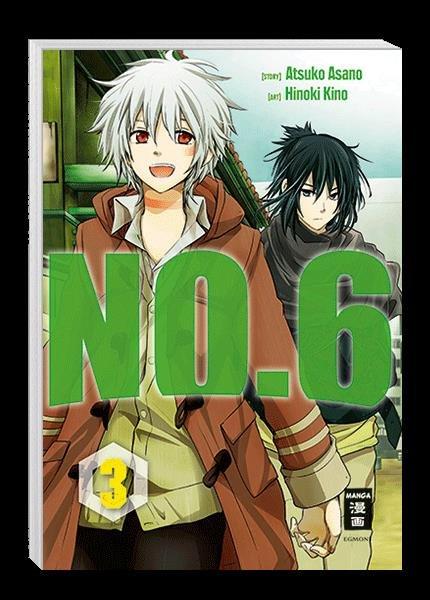 No. 6 Band 3 - Atsuko Asano Hinoki Kino
